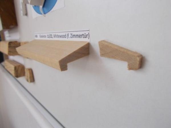 dichtungen onlineshop glasfalzleiste 17 white wood 11. Black Bedroom Furniture Sets. Home Design Ideas